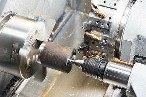 Obróbka mechaniczna stali